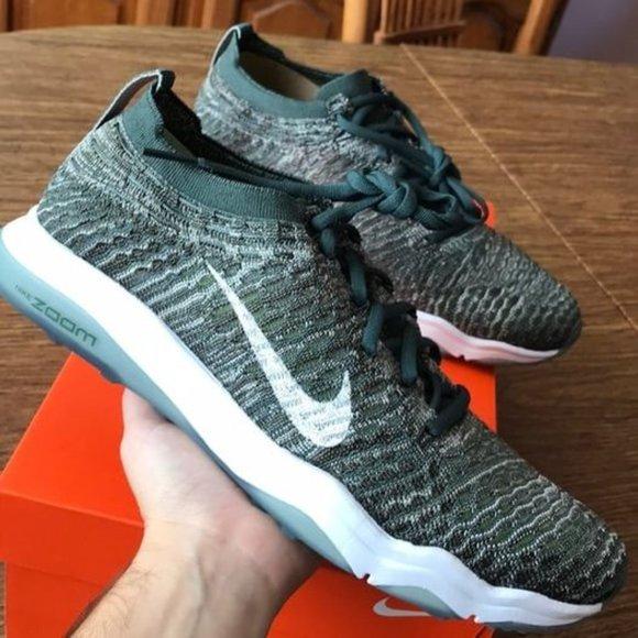 Nike Air Zoom Fearless Flyknit Lux Training Shoe